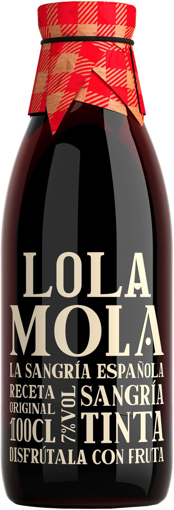 Lola Mola Sangria 2017