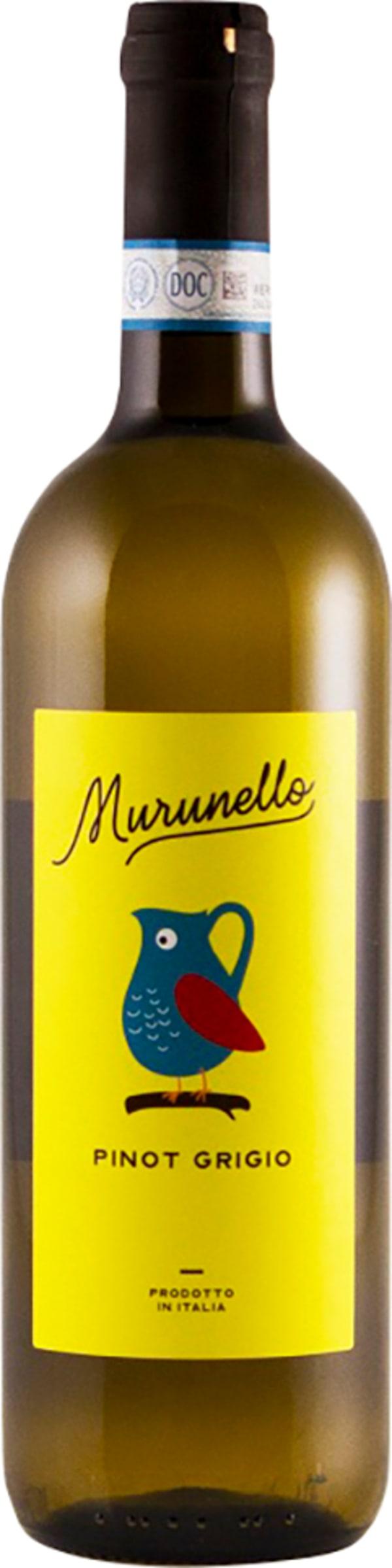 Murunello Pinot Grigio 2019