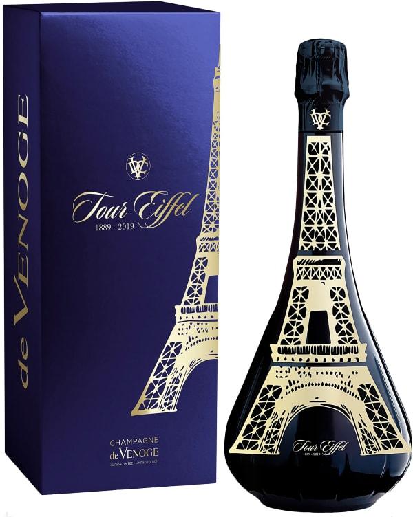 de Venoge Princes Tour Eiffel Champagne Brut