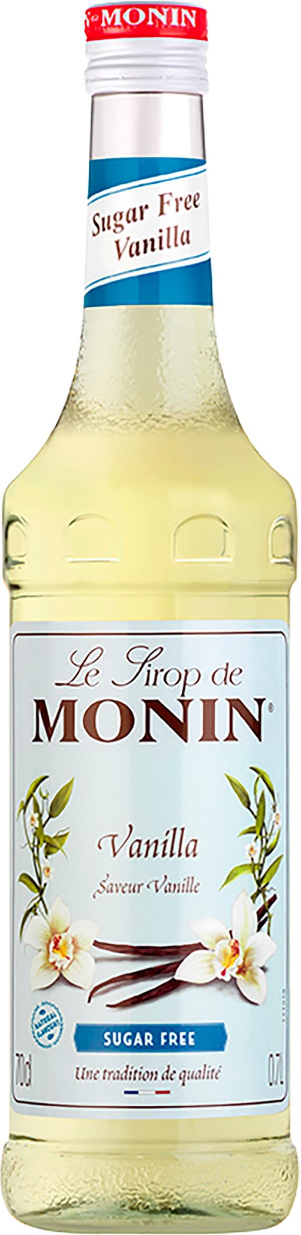 Le Sirop de Monin Vanilla sugar free