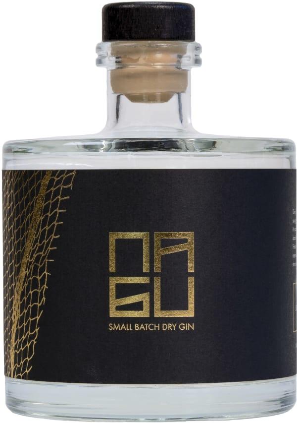 Nagu Small Batch Dry Gin 2019