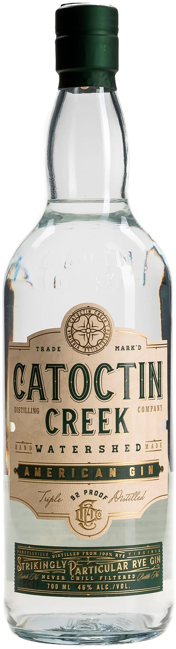 Catoctin Creek American Gin