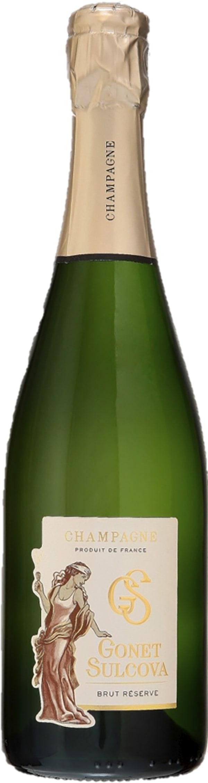 Gonet Sulcova Réserve Champagne Brut