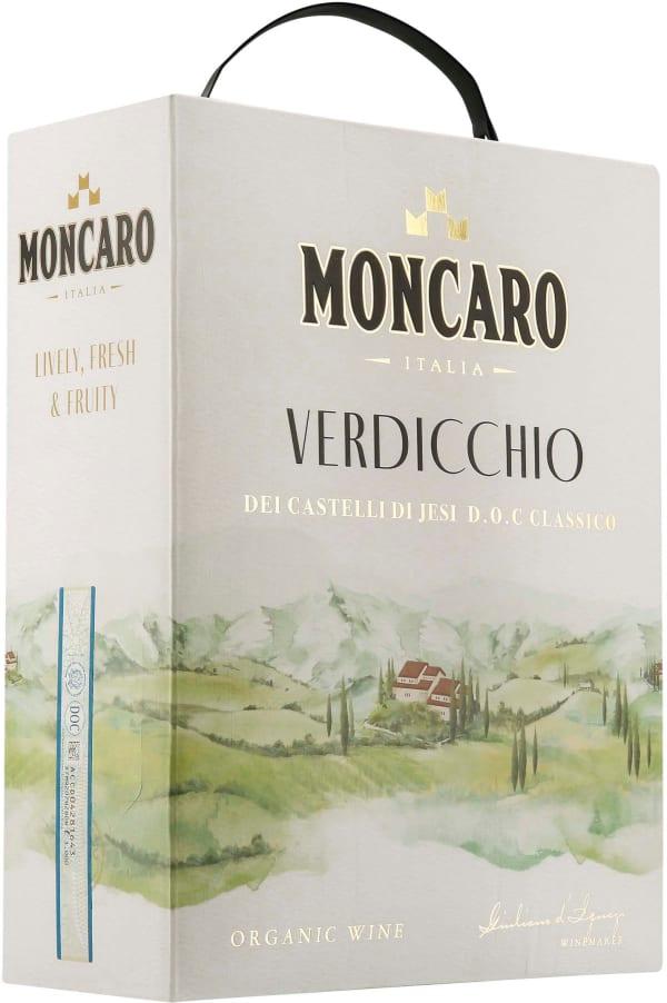 Moncaro Verdicchio dei Castelli di Jesi Classico Organic 2019 lådvin