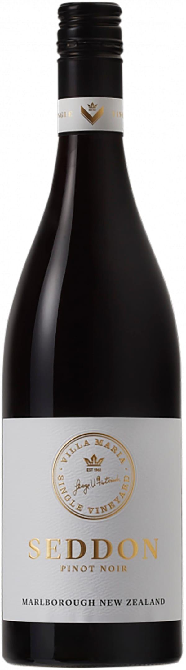 Villa Maria Seddon Vineyard Pinot Noir 2018