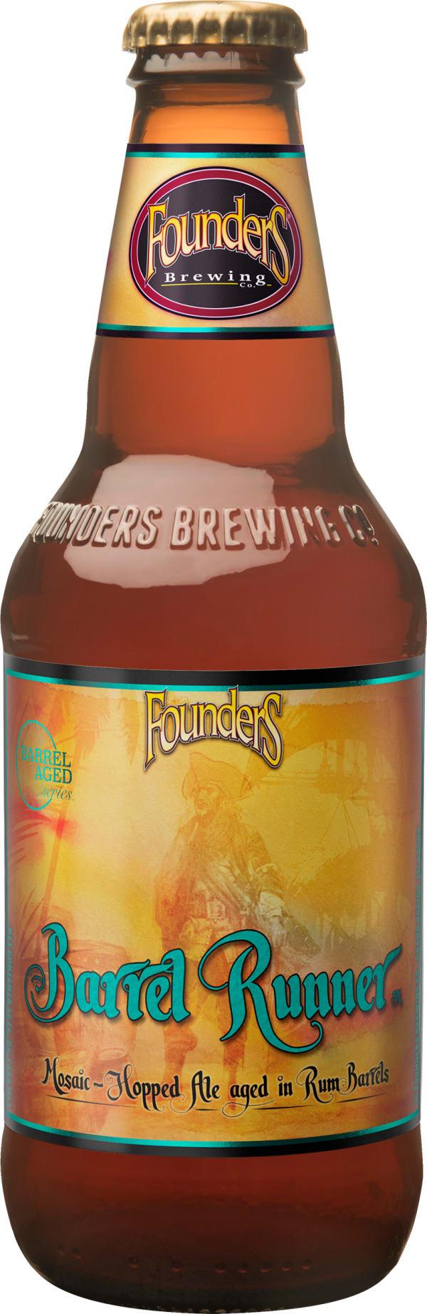 Founders Barrel Runner