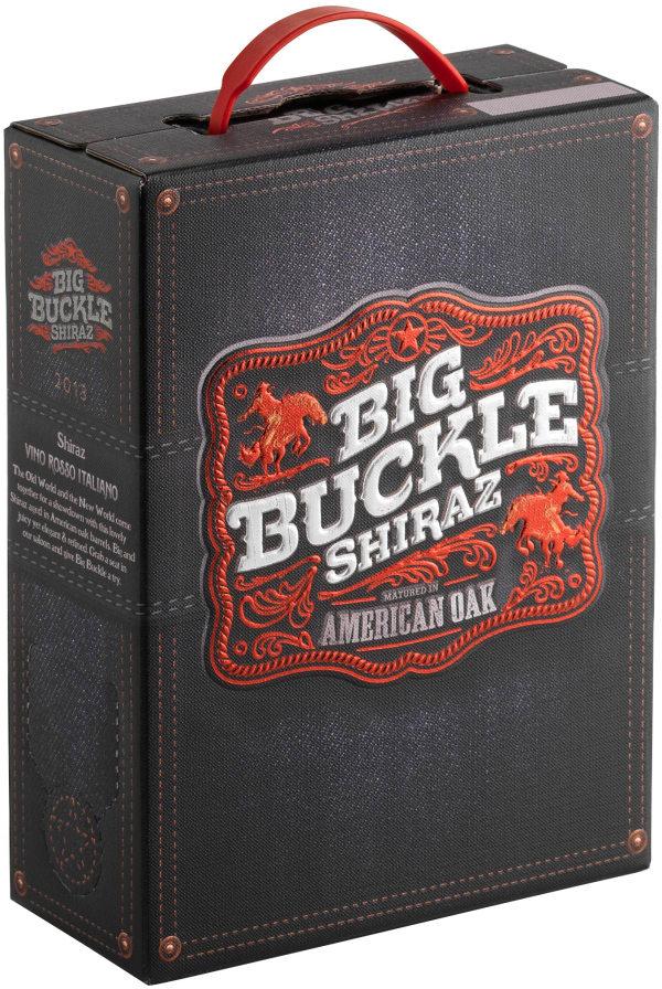 Big Buckle Shiraz bag-in-box