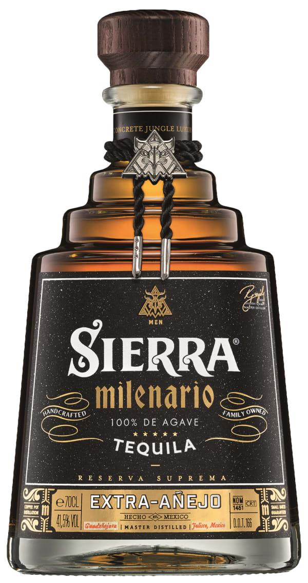 Sierra Milenario Extra Añejo Tequila