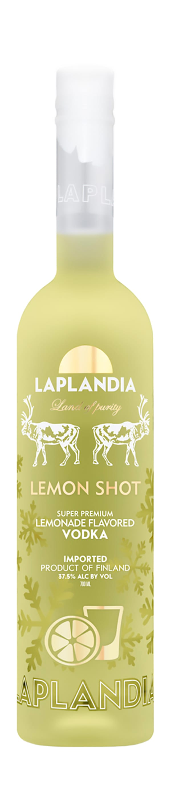 Laplandia Lemon Shot Vodka