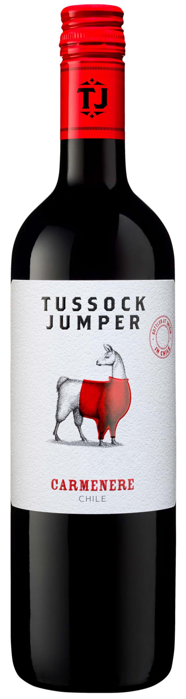 Tussock Jumper Carmenere 2016