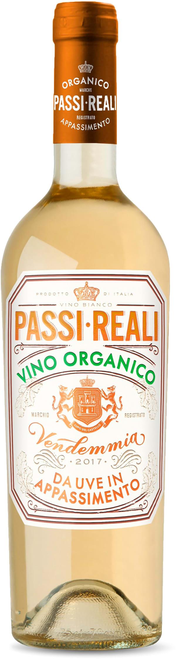 Passi Reali Organico Appassimento Bianco 2019