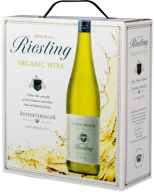 Ruppertsberger Imperial Riesling Organic 2019 bag-in-box