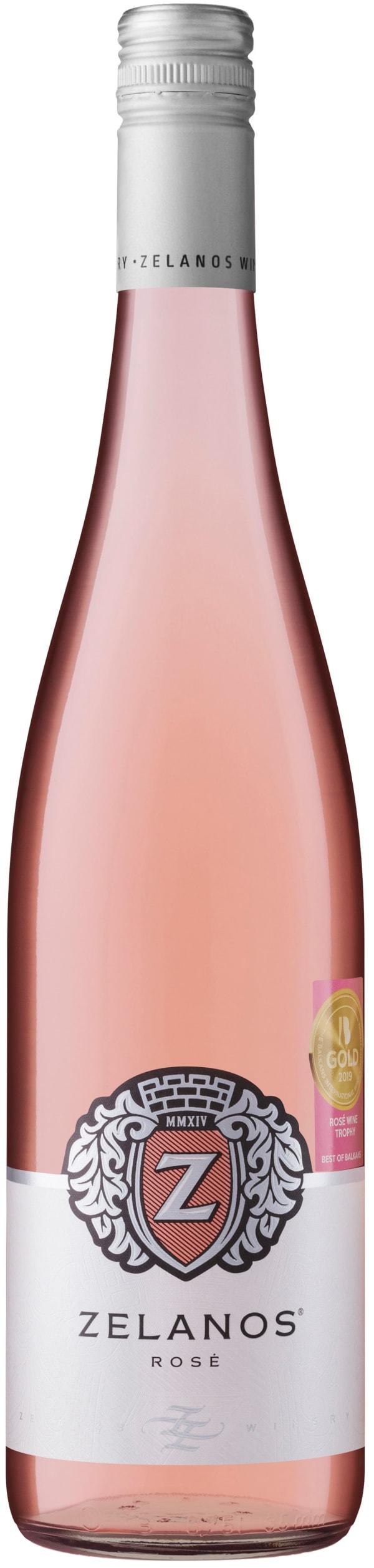 Zelanos Rosé Pinot Noir 2018