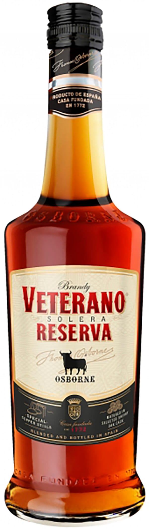 Veterano Solera Reserva