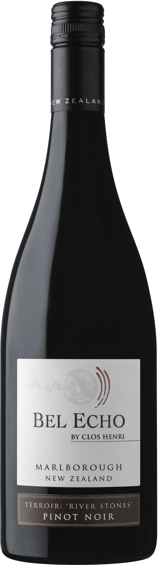 Bel Echo Pinot Noir by Clos Henri 2017