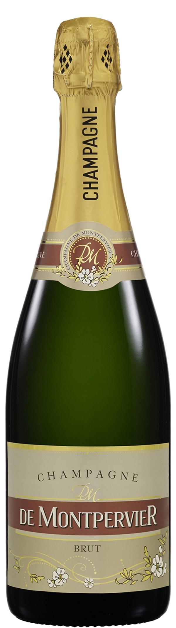 De Montpervier Champagne Brut