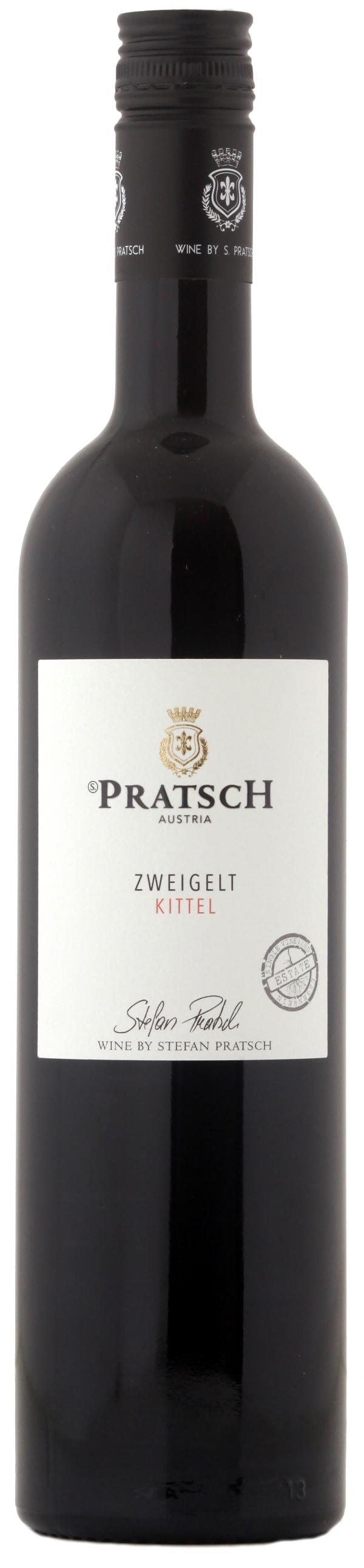 Pratsch Zweigelt Kittel 2012