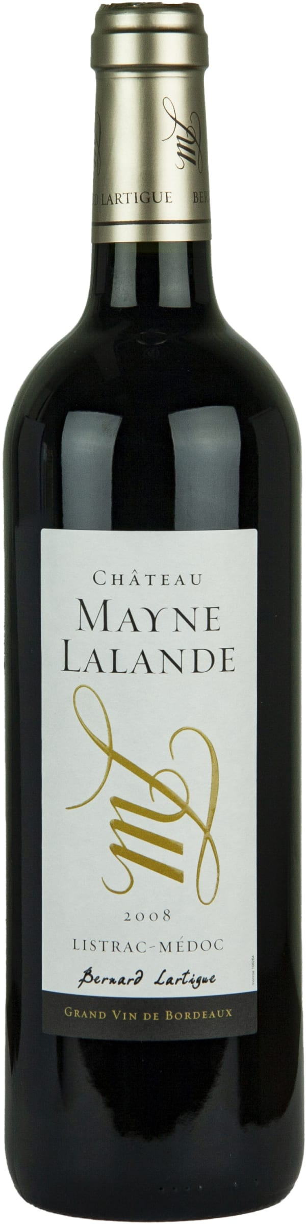 Château Mayne Lalande 2008