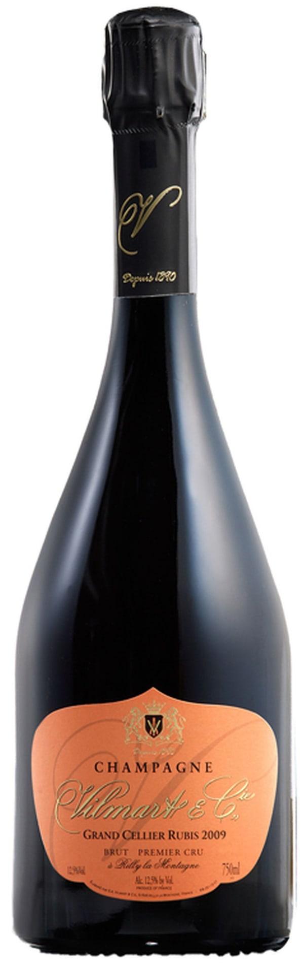 Vilmart & Cie Grand Cellier Rubis Rosé Champagne Brut 2010