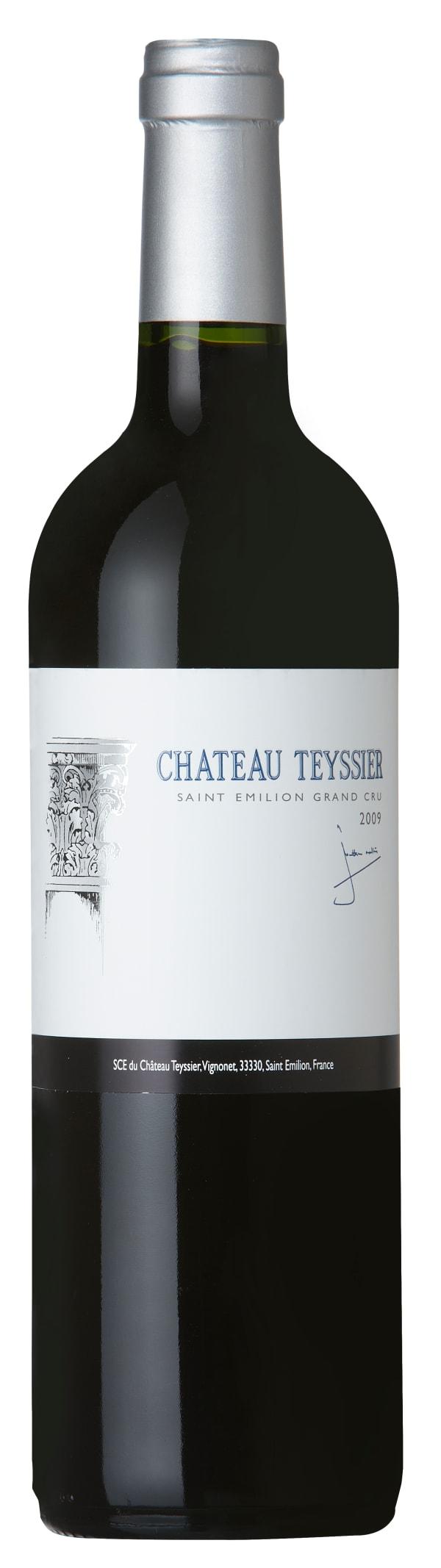 Château Teyssier 2011