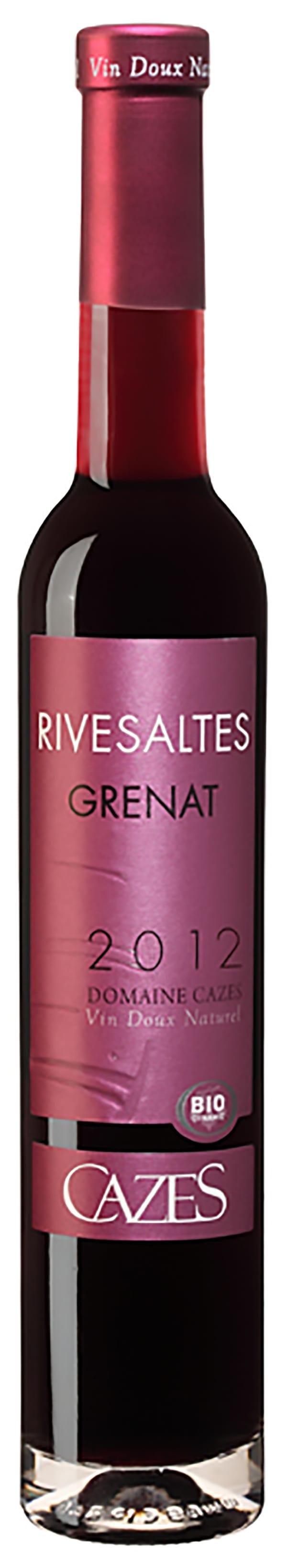 Cazes Rivesaltes Grenat 2011