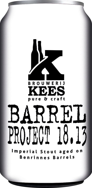 Kees Barrel Project 18.13 burk
