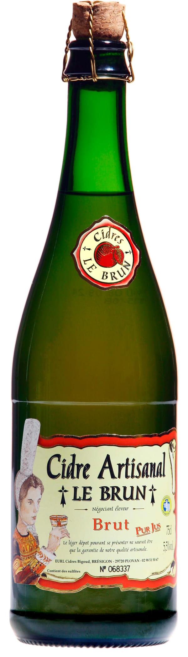 Le Brun Cidre Artisanal Brut