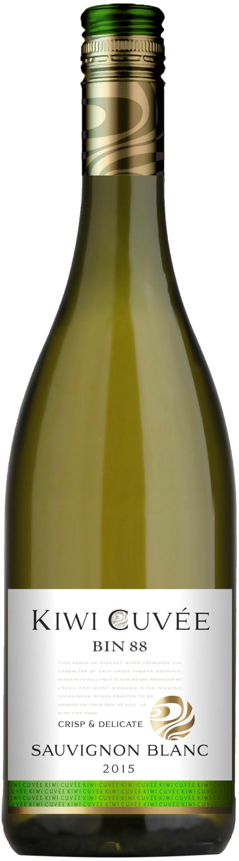 Kiwi Cuvée Bin 88 Sauvignon Blanc 2017