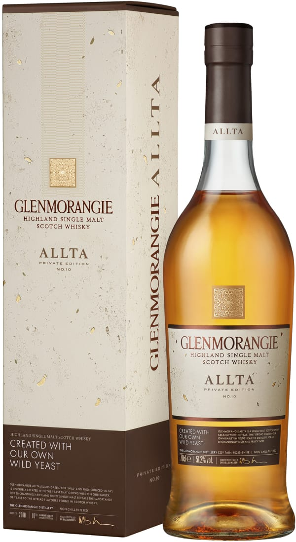 Glenmorangie Allta Private Edition nro. 10 Single Malt
