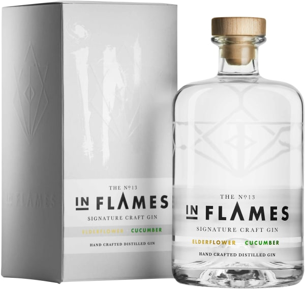 In Flames Signature Craft Gin No. 13