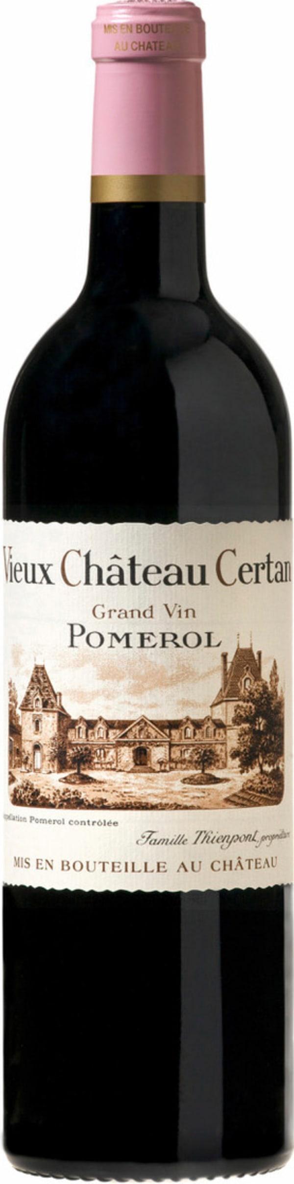 Vieux Château Certan Grand Vin 1999