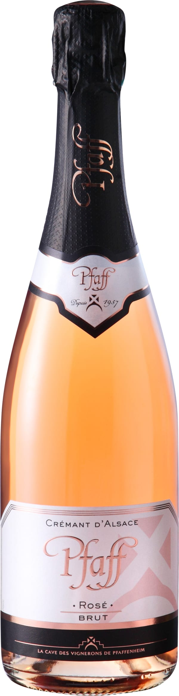 Pfaff Crémant d'Alsace Rosé Brut