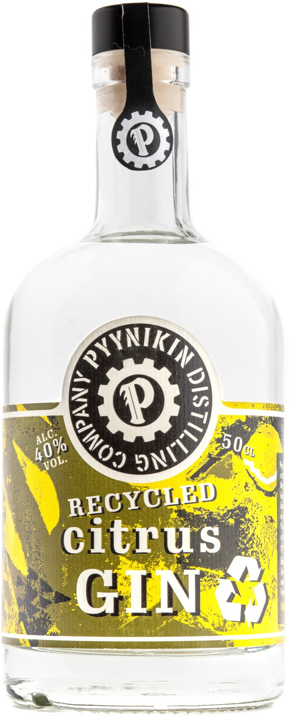 Recycled Citrus Gin