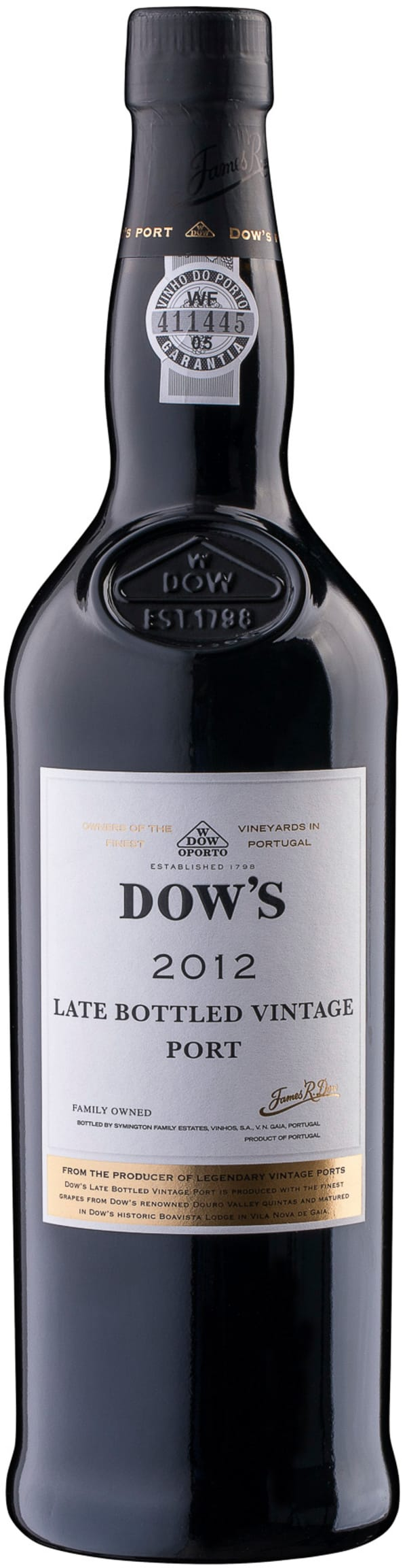 Dow's Late Bottled Vintage 2015