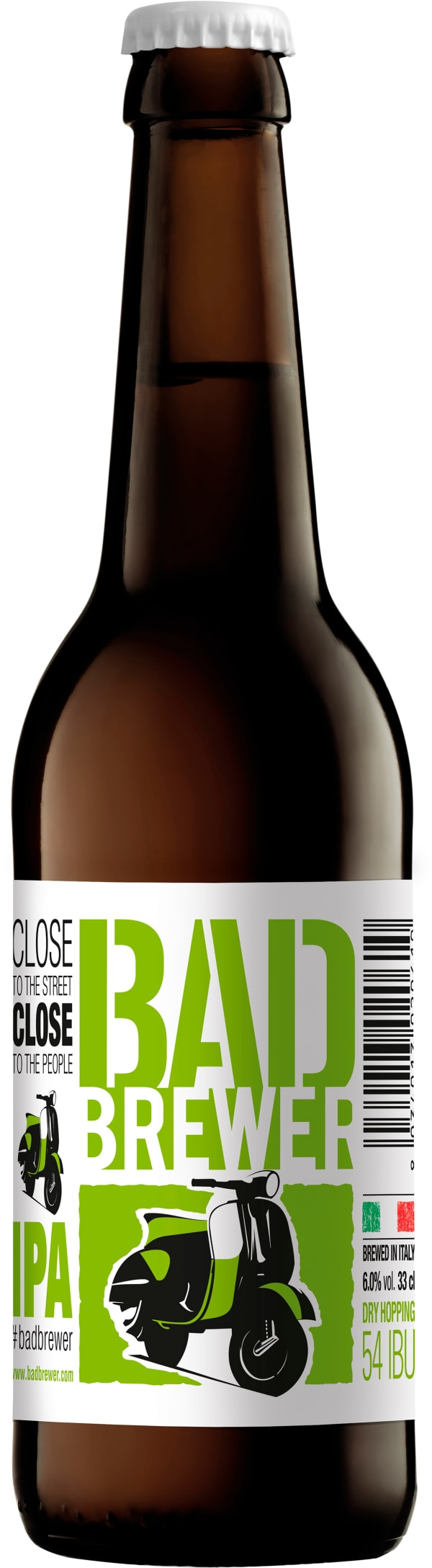 Bad Brewer IPA