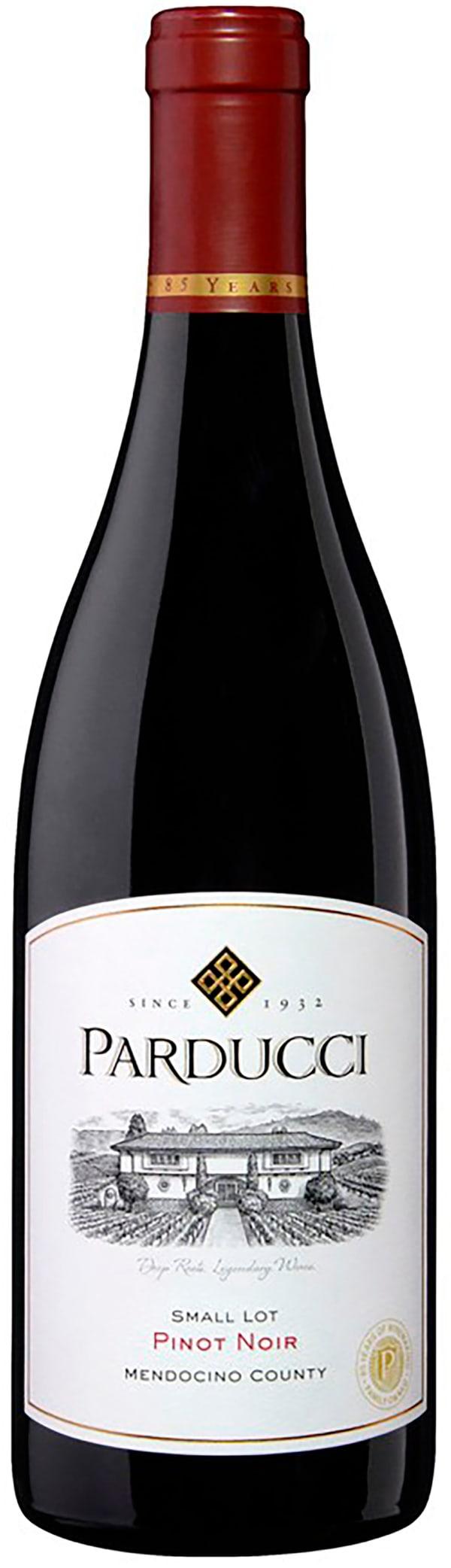 Parducci Small Lot Pinot Noir 2015
