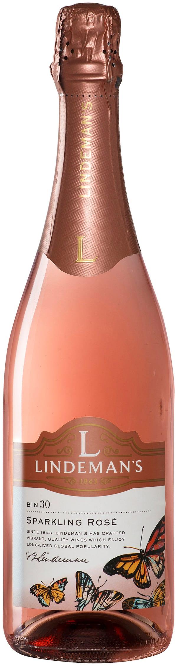 Lindeman's Bin 30 Sparkling Rosé Extra Dry
