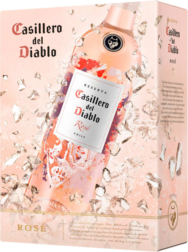 Casillero del Diablo Rosé 2020 bag-in-box