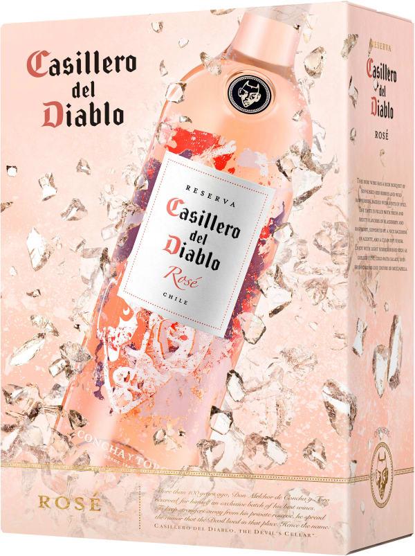 Casillero del Diablo Rosé 2020 lådvin