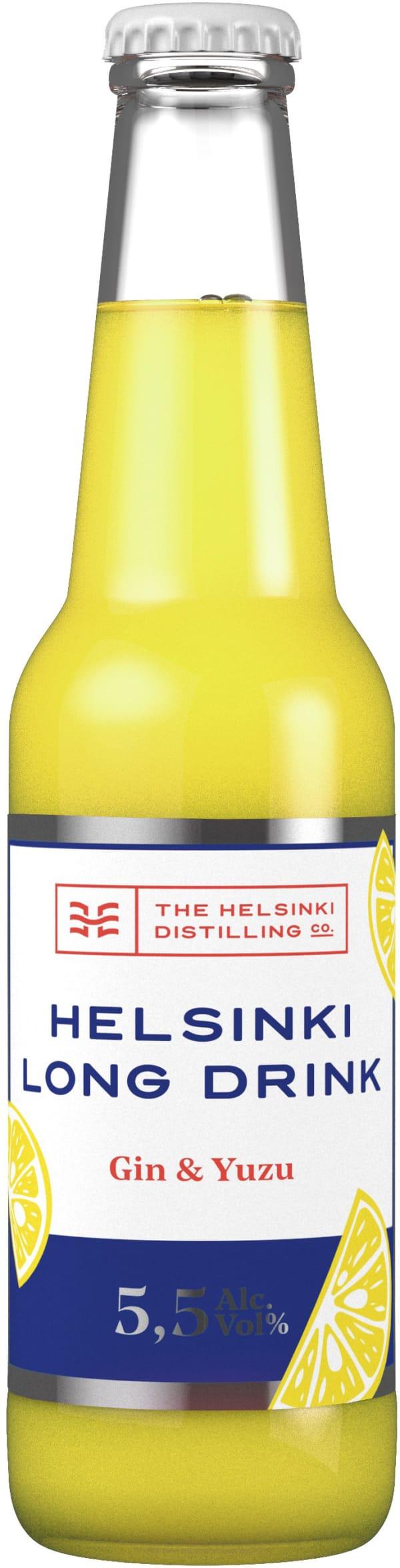 Helsinki Long Drink Gin & Yuzu