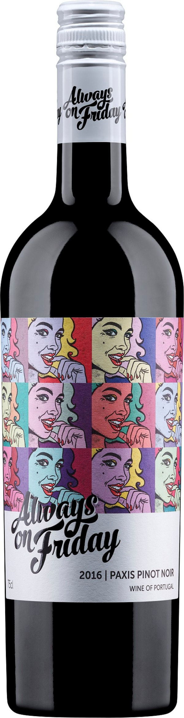 Paxis Always on Friday Pinot Noir 2016