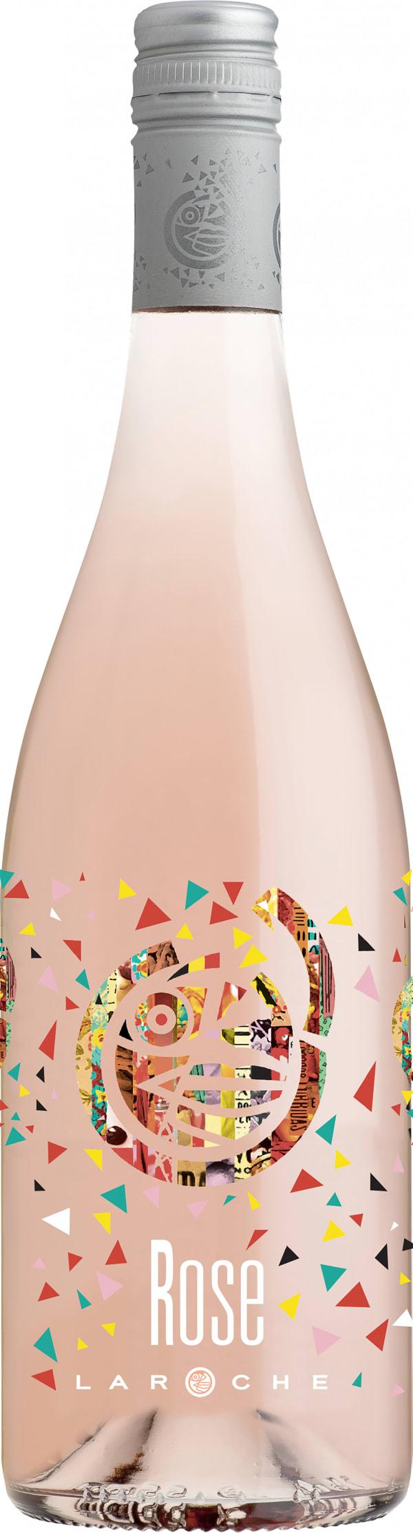 Laroche Rosé La Chevalière 2018