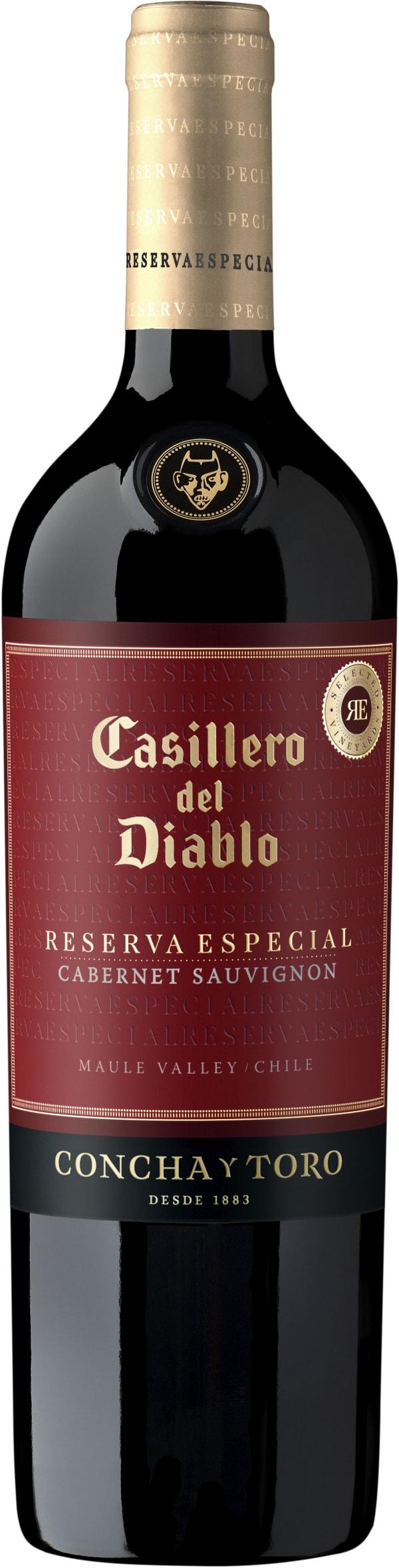 Casillero del Diablo Reserva Especial Cabernet Sauvignon 2018
