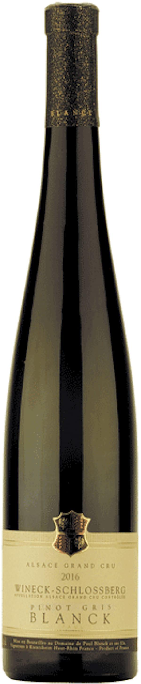 Paul Blanck Pinot Gris Wineck-Schlossberg Grand Cru 2016