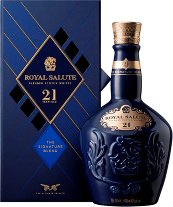 Royal Salute 21 Year Old Blended Whisky