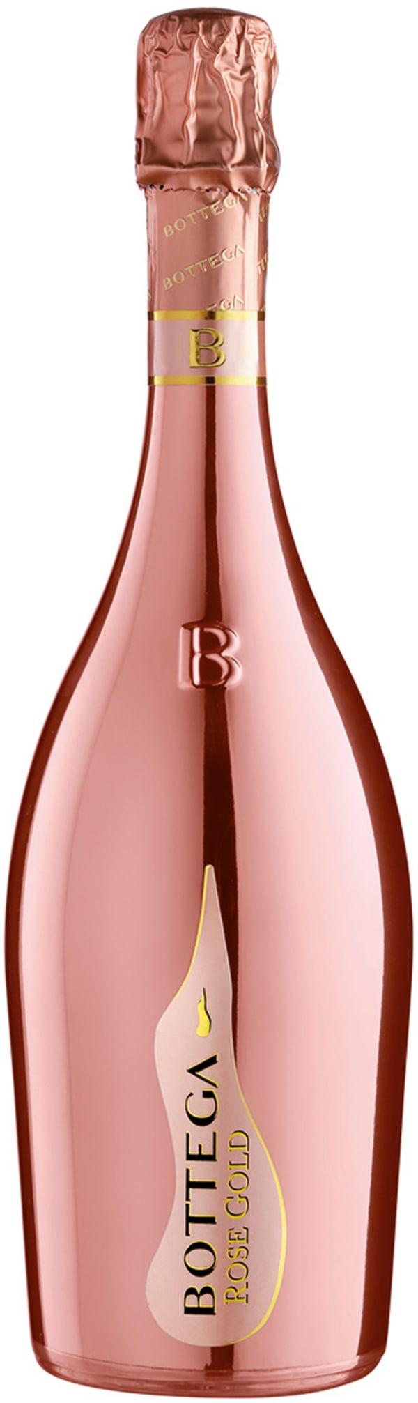 Bottega Rose Gold Brut