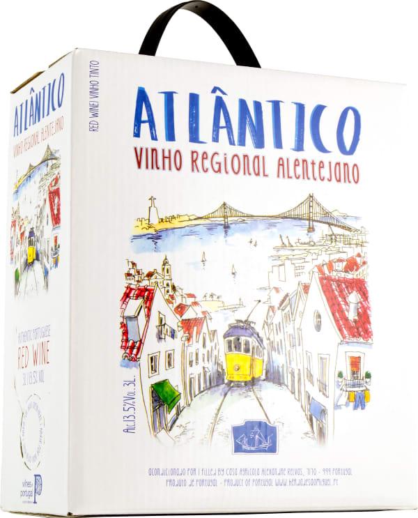 Casa Agricola Alexandre Relvas Atlântico 2017 lådvin