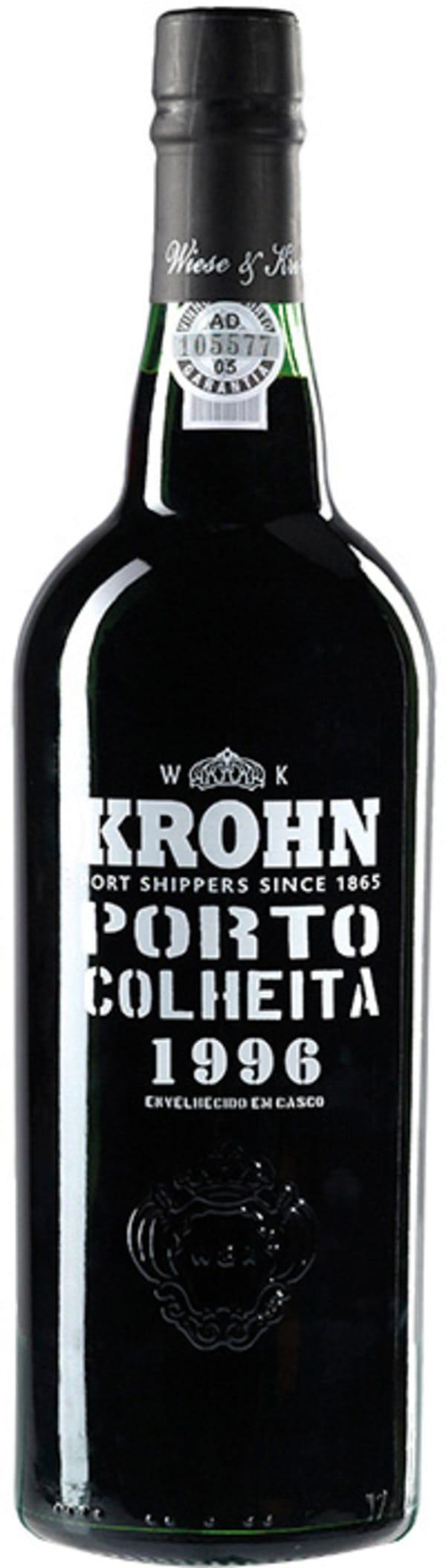 Krohn Porto Colheita 1996