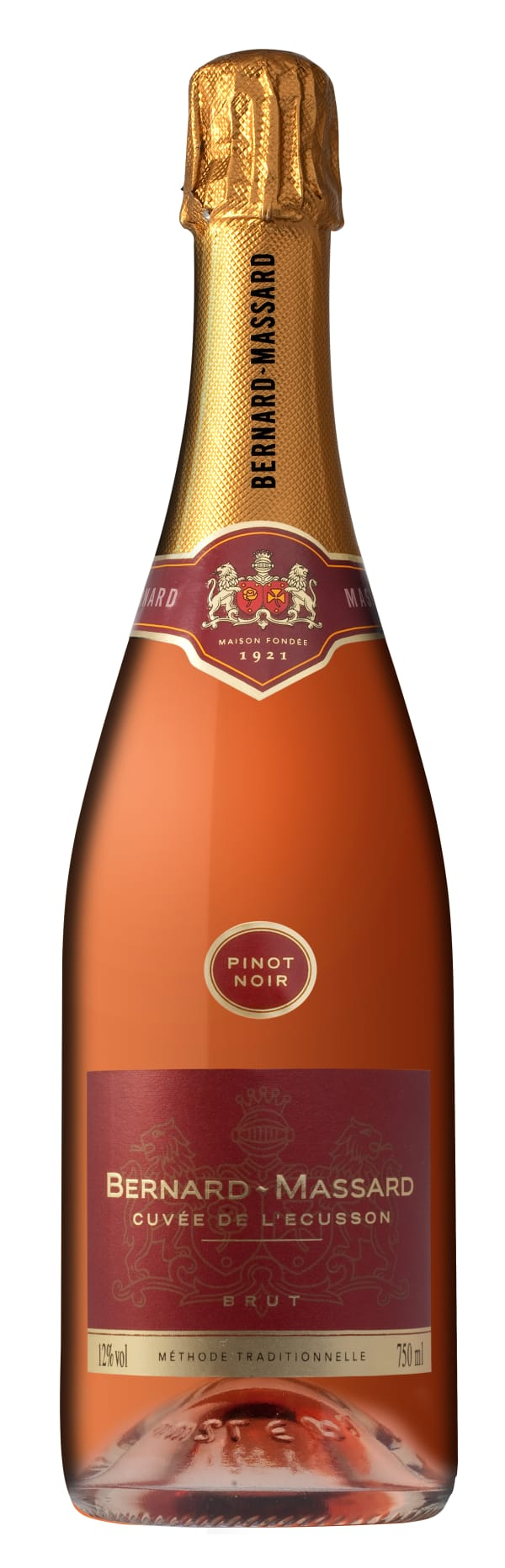 Bernard-Massard Cuvée de l'Ecusson Rosé Brut
