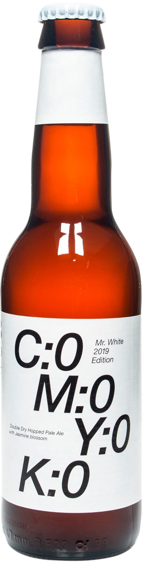 To Øl Mr. White 2019 Edition